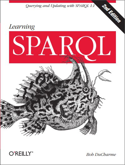 """Learning SPARQL"" cover"