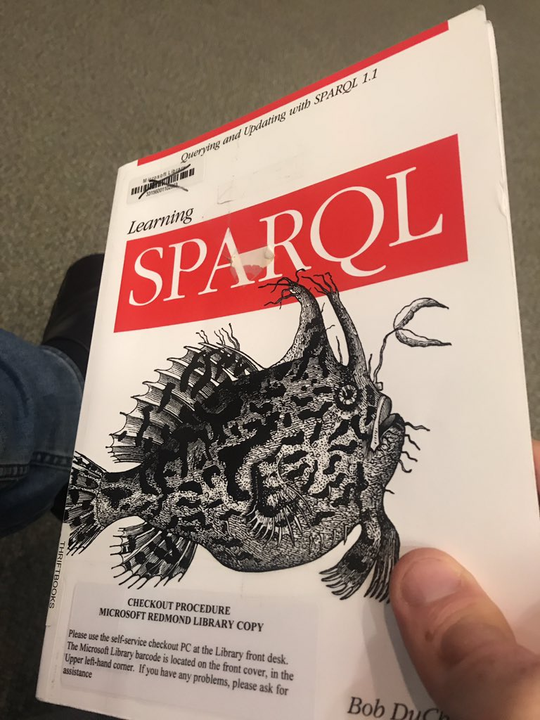 Learning SPARQL